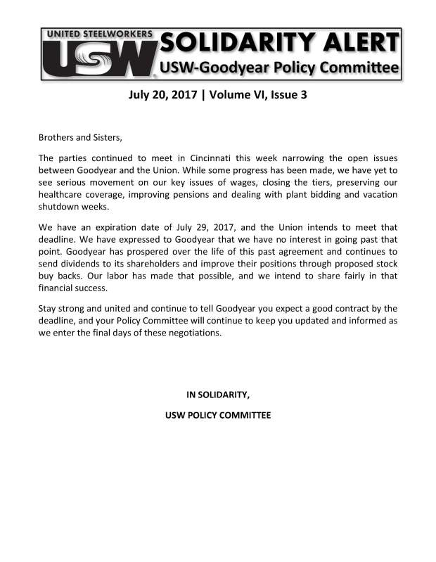 Goodyear 2017-07-20 Solidarity Alert #3